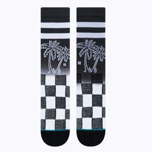 Stance Underwear & Socks - Stance Dipped Crew Height Socks